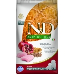 Корм Farmina N&D ANCESTRAL GRAIN Chicken & Pomegranate Puppy Medium/Maxi для щенков средних и крупных пород с низким содержанием зерна, курица с гранатом, 12 кг
