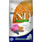 Корм Farmina N&D ANCESTRAL GRAIN Lamb & Blueberry Puppy Medium/Maxi для щенков средних и крупных пород с низким содержанием зерна, ягненок с черникой, 12 кг