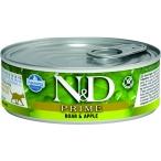 Корм Farmina N&D PRIME Boar & Apple (консерв.) для кошек, кабан с яблоком, 80 г