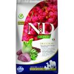 Корм Farmina N&D QUINOA Digestion Lamb беззерновой для собак с чувствительным пищеварением, киноа и ягненок, 2,5 кг