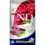 Корм Farmina N&D QUINOA Weight Management Lamb беззерновой для собак, контроль веса, киноа и ягненок, 2,5 кг