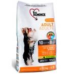 Корм 1st Choice Toy&Small Breeds для собак миниатюрных и мелких пород, курица, 350 г