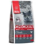 Корм Blitz Classic Chicken для кошек, с курицей, 400 г