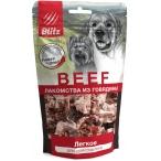 Лакомство Blitz Beef ЛЕГКОЕ для собак, 30 г