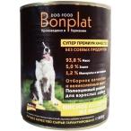 Корм Bonplat Turkey&Rice для собак, индейка и рис, 800 г