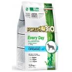Корм Forza10 Bio Every Day ALL Breeds Organic (органический) для собак всех пород, рыба и водоросли, 12 кг