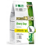 Корм Forza10 Bio Every Day Organic (органический) для кошек, курица и водоросли, 1,5 кг
