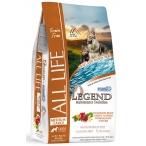Корм Forza10 Legend ALL Life Medium/Large (беззерновой) для собак средних и крупных пород, с анчоусами, 11,33 кг