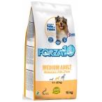 Корм Forza10 Maintenance Medium Adult для собак средних пород, с курицей и картофелем, 15 кг