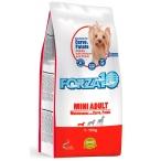 Корм Forza10 Maintenance Mini Adult для собак малых пород, с олениной и картофелем, 2 кг