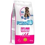 Корм Forza10 Maintenance Puppy/Junior Medium/Large для щенков средних и крупных пород, с рыбой, 15 кг