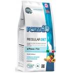 Корм Forza10 Diet (гипоаллергенный) для кошек при пищевой аллергии, с рыбой (с микрокапсулами), 1,5 кг