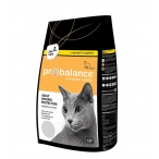 Корм ProBalance Immuno Protection для взрослых кошек с курицей и индейкой, 1,8 кг