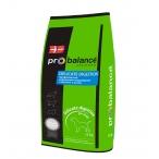 Корм ProBalance Delicate Digestion для собак при нарушениях пищеварения лосось и рис, 15 кг