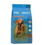 Корм PROхвост для собак всех пород мясное ассорти, 13 кг