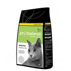 Корм ProBalance Sensitive для кошек с чувствительным пищеварением с курицей и рисом, 1,8 кг