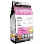 Корм ProBalance Kitten 1st Diet для котят с цыпленком, 10 кг