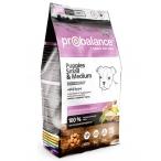 Корм ProBalance Puppies Small & Medium для щенков малых и средних пород, 10 кг