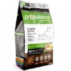 Корм ProBalance Starter для щенков до 3-х месяцев, беременных и кормящик сук, 10 кг