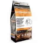 Корм ProBalance Adult Small & Medium для собак малых и средних пород, 15 кг