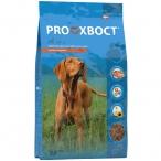 Корм PROхвост для собак всех пород мясное ассорти, 2,5 кг