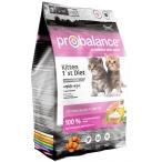 Корм ProBalance Kitten 1st Diet для котят с цыпленком, 400 г