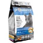 Корм ProBalance Hair & Beauty для кошек, красивая шерсть и здоровая кожа, 400 г