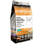 Корм ProBalance Immuno Protection для взрослых кошек с лососем, 10 кг