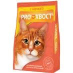 Корм PROхвост для кошек с курицей, 10 кг