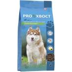 Корм PROхвост для собак с чувствительным пищеварением и собак, склонных к аллергии, лосось и рис, 13 кг