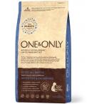 Корм One&Only Adult All Breeds для собак всех пород, с ПРОБИОТИКАМИ, белая рыба с рисом, 1 кг