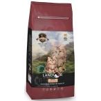 Корм Landor Kitten Duck & Rice для котят, утка с рисом, 10 кг