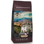 Корм Landor Adult Small Breed Duck & Rice для собак малых пород, утка с рисом, 1 кг