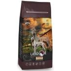 Корм Landor Large Breed Lamb & Rice для собак крупных пород, ягненок с рисом, 15 кг