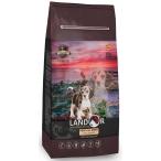 Корм Landor Puppy All Breed для щенков всех пород от 1 до 18 месяцев, утка с рисом, 3 кг