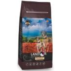 Корм Landor Adult Grain Free Lamb & Potato (беззерновой) для собак всех пород, ягненок с бататом, 1 кг