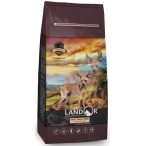Корм Landor Adult Small Breed Lamb & Rice для собак малых пород, ягненок с рисом, 15 кг
