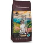 Корм Landor Senior & Adult Dogs для пожилых и взрослых собак всех пород, утка с рисом, 1 кг