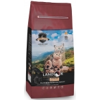 Корм Landor Sterilized Rabbit & Rice для стерилизованных кошек или с избыточным весом, кролик с рисом, 400 г