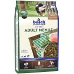 Корм Bosch Adult Menue для взрослых собак, смесь мясных и овощных гранул, 15 кг