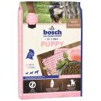 Корм Bosch Puppy для щенков всех пород до 4 месяцев, с домашней птицей, 7.5 кг