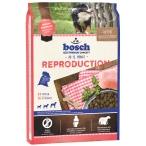 Корм Bosch Reproduction для сук в период беременности (с 5-ой недели) и лактации, с домашней птицей, 7.5 кг
