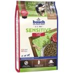Корм Bosch Sensitive для собак с чувствительным пищеварением, с ягнёнком и рисом, 15 кг