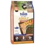 Корм Bosch Adult для взрослых собак всех пород, с лососем и картофелем, 15 кг
