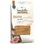 Корм Sanabelle Sensitive для кошек с чувствительным пищеварением, с ягнёнком, 2 кг