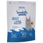 Корм Sanabelle Delicious Adult для кошек с чувствительным пищеварением, с лососем и бататом, 400 г