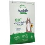 Корм Sanabelle Delicious Adult для кошек с чувствительным пищеварением, с мясом бычка и картофелем, 2 кг