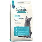 Корм Sanabelle Dental для кошек, для здоровья зубов и дёсен, с домашней птицей, 400 г