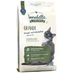 Корм Sanabelle Grande для кошек крупных пород, с домашней птицей, 2 кг