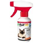 Спрей RolfClub 3D для кошек, 200 мл